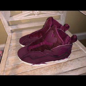 Purple Jordan